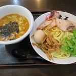 手打ち麺処 暁天 - つけ麺