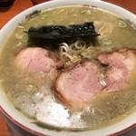 井関屋 - 「特濃煮干し中華そば」800円