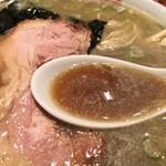 井関屋 - スープ