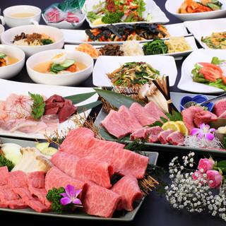 ■質、ボリュームともに大満足のコース料理
