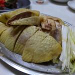 海員閣 - 鶏の蒸し煮(2,000円)