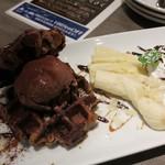 atari CAFE&DINING - ・「自家製atariWAFFLE(¥950)」