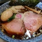 56830019 - 特製生姜醤油ラーメン。1000円