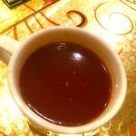 56830503 - カレーに付くスープ。