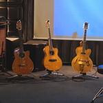 ブルーノート東京 - PAT METHENY の3台のギター