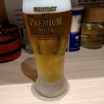 せたが屋 - グラスビール