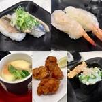 かっぱ寿司 - 料理写真:お寿司などいろいろ