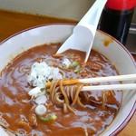 のんち - 料理写真:カレーそば(440円)