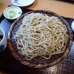 5684078 - 蕎麦遊膳 響(昼):せいろ