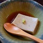 5684079 - 蕎麦遊膳 響(昼):蕎麦豆腐
