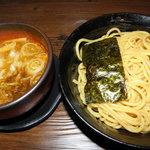 つけ麺処 つぼや - つけ麺(中盛り)