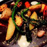Restaurant MOTORA - 小川さんの季節の焼き野菜