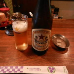 ラナバル - ドリンク写真:ビール(支払いはキャッシュ・オン・デリバリーです)