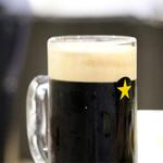 バリ ビア ガーデン - 黒ビール