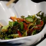 バリ ビア ガーデン - 季節の野菜サラダ