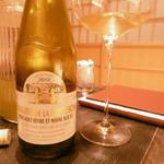 一愼 - 白ボトルワイン