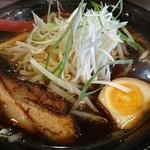 麺2000 - こってり醤油 850円