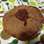 はっくるべりー - 渋皮栗のデニッシュ
