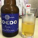 岡野屋食堂 - COEDOビール
