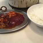 じゅうしい - 日曜で焼肉ランチ918円は、安い