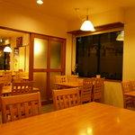 つちや食堂 - 個室イメージ