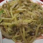 5685706 - 豚肉とザーサイ炒めアップ