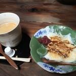 cafe & dining ぼたん - ランチセット