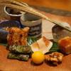 白金台こばやし - 料理写真:【秋】お月見八寸