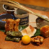 shirokanedaikobayashi - 料理写真:【秋】お月見八寸
