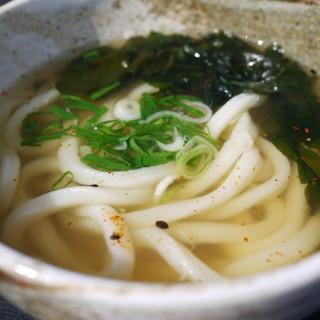 かばと製麺所 - 料理写真: