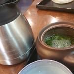 緑茶処両国茶ら良 -