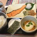 ジョナサン - 焼鮭定食