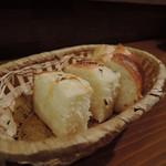 56855982 - 2016夏 フォッカチャとパン