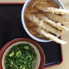どんどん - 料理写真:ごぼう天うどん 420円