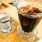 喫茶 Stove - アイスコーヒー
