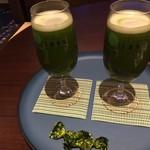 龍名館本店 - 抹茶ビール☆