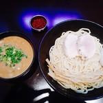 中華そば 輝羅 - 特製濃厚辛つけ麺