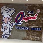 オリジナルパンケーキハウス - お店の看板