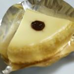 56857236 - ラムレーズンチーズケーキ