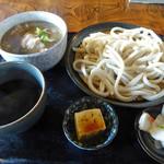 伊佐沼庵 - 料理写真:肉汁うどん(700円)_2016-09-27