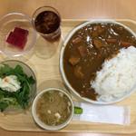 すだち - カレー中盛(500円)