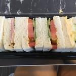 56858119 - サンドイッチ
