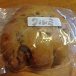 ミルクキッチン 燦燦 - クルミパン 80円