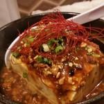 56859365 - 「激情熱 石焼麻婆豆腐 (590円)」