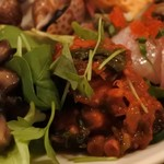 トラットリアバール イルピアット - 前菜盛り合わせ