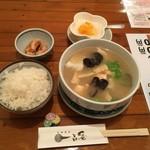 一品香 - ランチAセット900円海の幸と野菜のあんかけラーメン選択