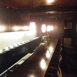 ランバン - 今日は二階の禁煙席