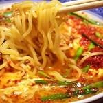 チャオ菜菜 - 名物辛麺