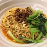 松の樹 - 厨房担々麺