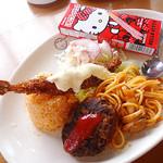レストラン ニュー 梅林 - 料理写真:お子様ランチ